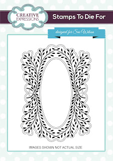 Creative Expressions UMS688 Stamp