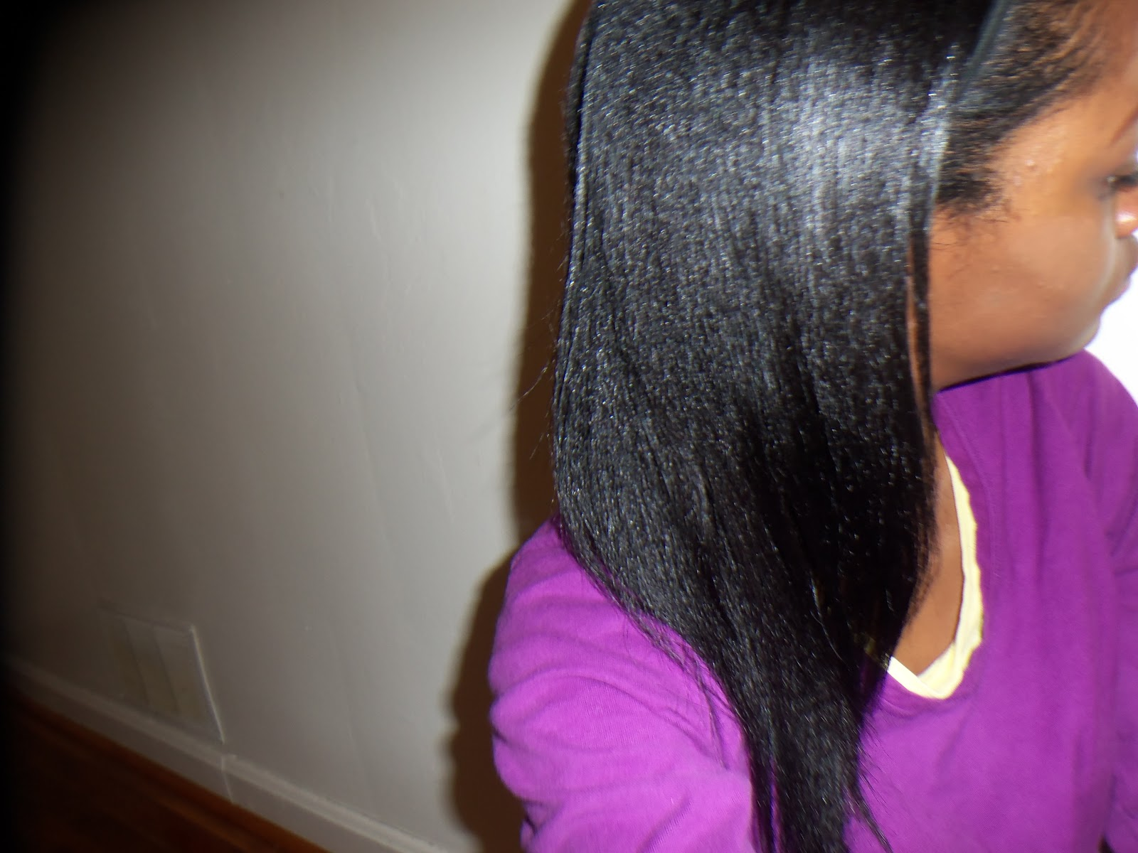 Dessyluvs New Hair Color Jet Black