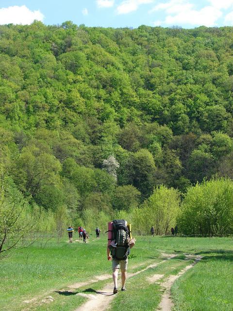 Склон холма в долине Тернавы