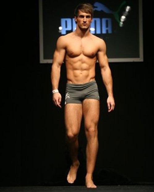 Fashion 4 men: Mister Universe Model 2010 Tarik Kaljanac