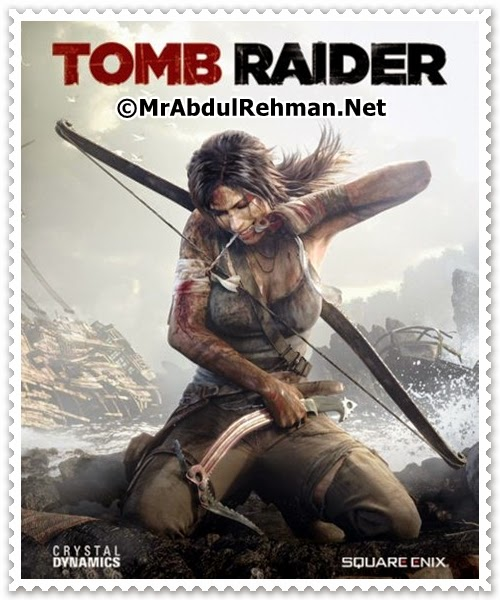 Tomb Raider 2013 PC Game Free Download Full Version