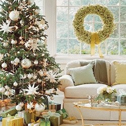 En catimini avec lili id es cr atives et inspiration d co - Idee decoration de noel ...