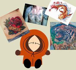 как выбрать татуировку ?