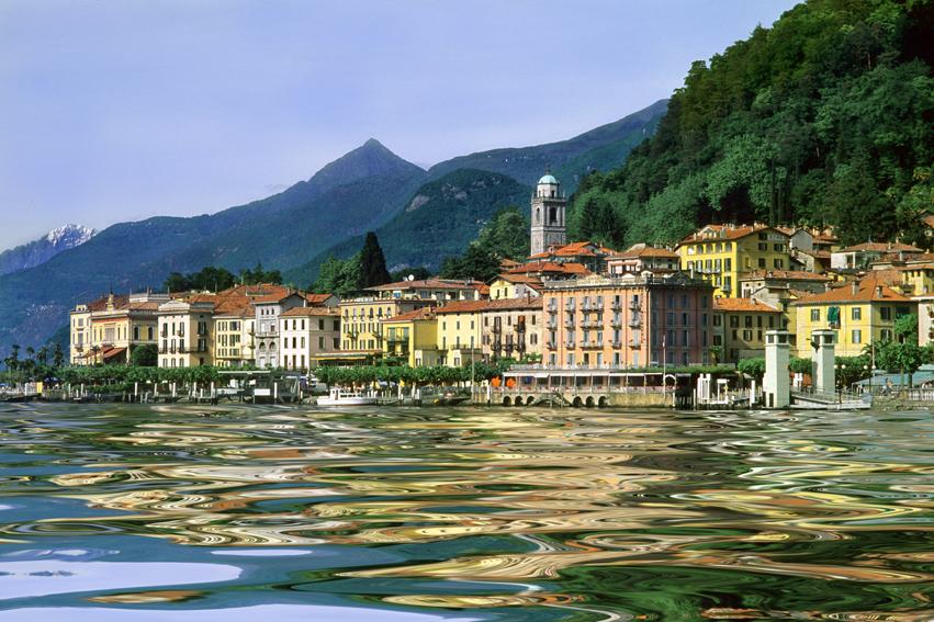 Italienische kultur bellagio lago di como for Torno como cosa vedere