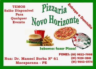 Pizzaria Novo Horizonte