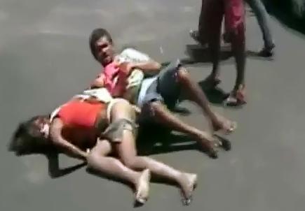 Auto mata a su Esposa