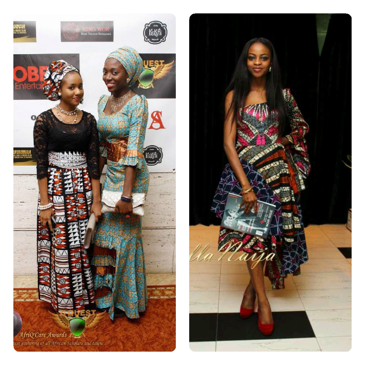 Pin Ankara Fashion Style