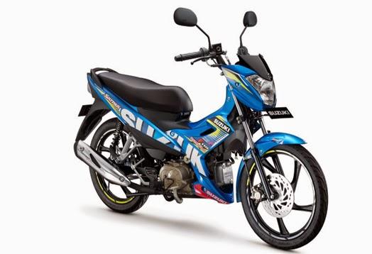 Modifikasi Suzuki Satria F115 Young Star