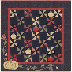 15% off - Wallhanging Club offering - Join by emailing Tammie at janpatekquilts@centurylink.net