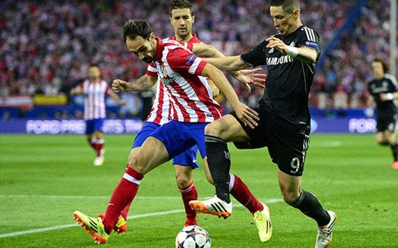 Pertandingan Atletico Madrid vs Chelsea - Skor Akhir Atletico Madrid vs Chelsea