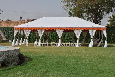 Maharaja Tents