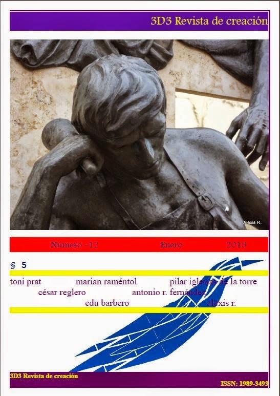 3D3 Revista de creación nº 12. Enero 2015