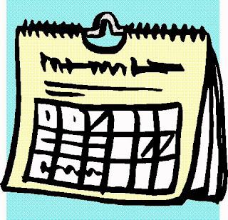ukulele calendar