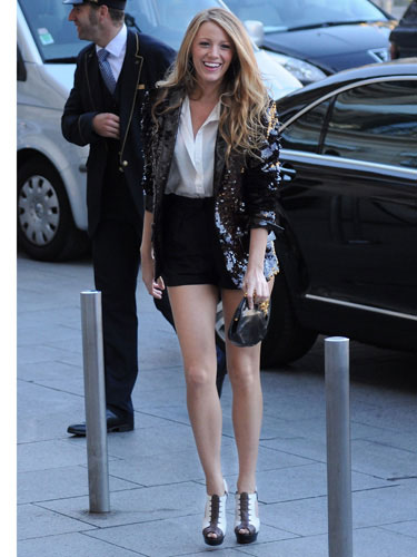 Gossip Girl Style Splurge Vs Steal Fashion Updates