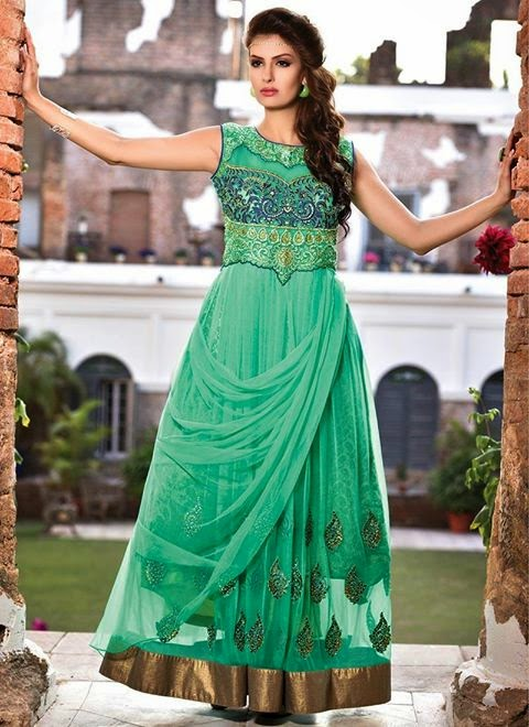 New Fashionable Beautiful Gown Collection