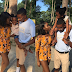 See These Cute Photos Of A 17-Yr-Old Girl Who Met Her Boyfriend At 13 And Got Pregnant At 14