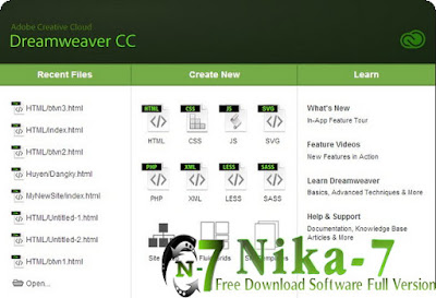 Adobe Dreamweaver CC 2015 16.1.0 + Crack [64 bit]
