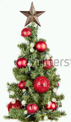 Arboles de navidad color rojo parte 1 - Arboles de navidad colores ...