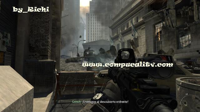 Capturas propias by Richi COD Modern Warfare 3 Estreno 2011
