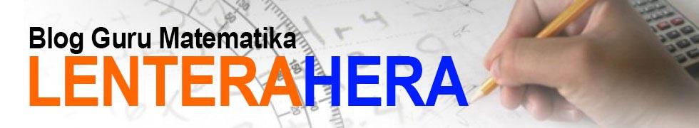 Blog Guru Matematika