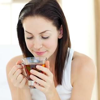 tea lover, waktu mengonsumsi teh
