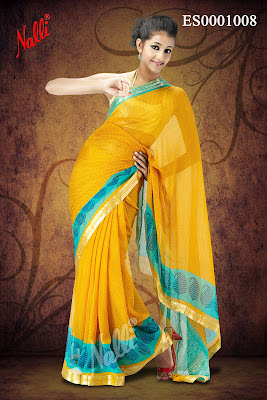 Nalli  Sari Collections