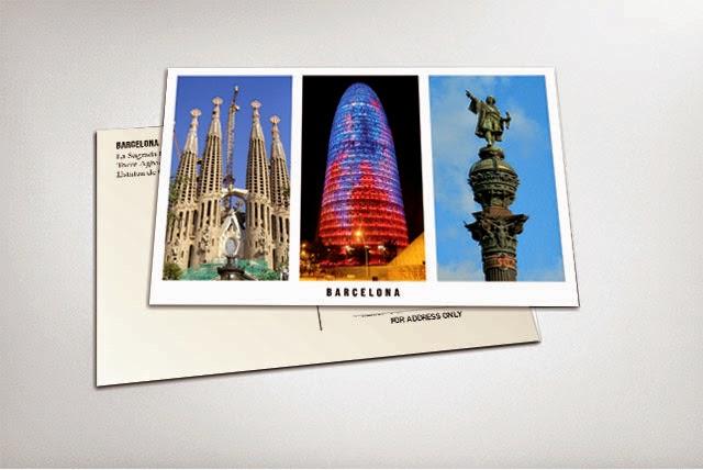 Diseñar una postal con photoshop
