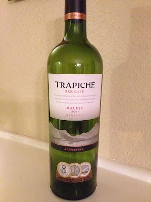Trapiche Oak Cask Malbec 2011