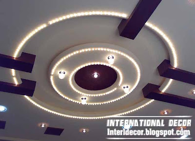 Interior Decor Idea: Italian Gypsum Board roof designs - Gypsum ...