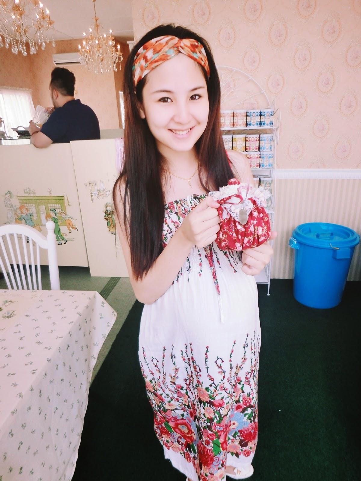 Miya Fen, Victoria Rossa English Tea Room @ Johor Bahru, Malaysia