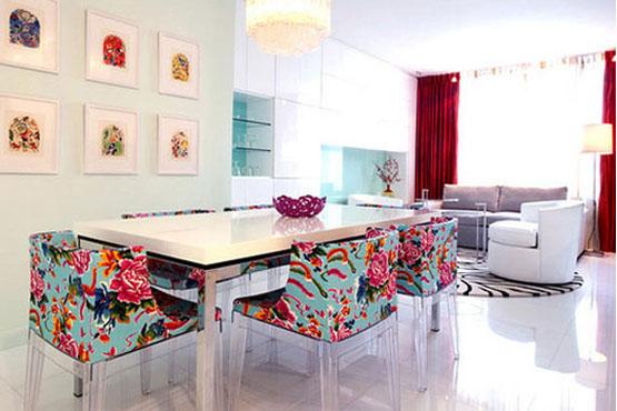 decoracao de sala e cozinha juntas simples:É simples, o branco combina com tudo e tira um pouco do excesso de
