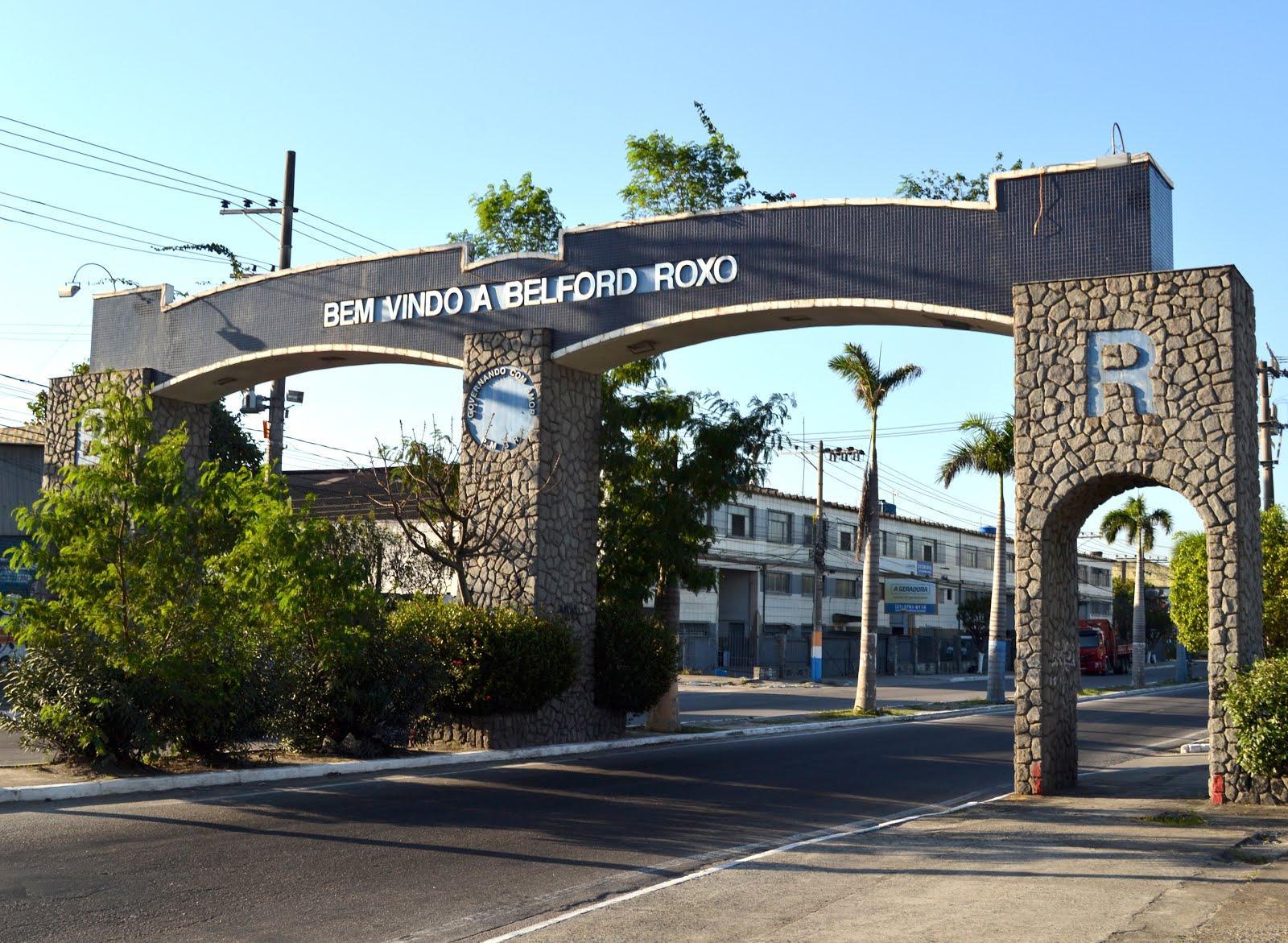 BELFORD ROXO pela Wikipédia