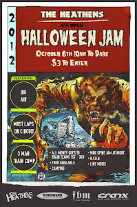 Halloween Train Trail Jam Comp!!!!