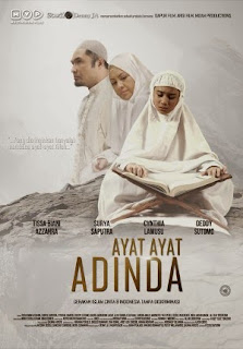Review Film Ayat Ayat Adinda 2015 Terbaru