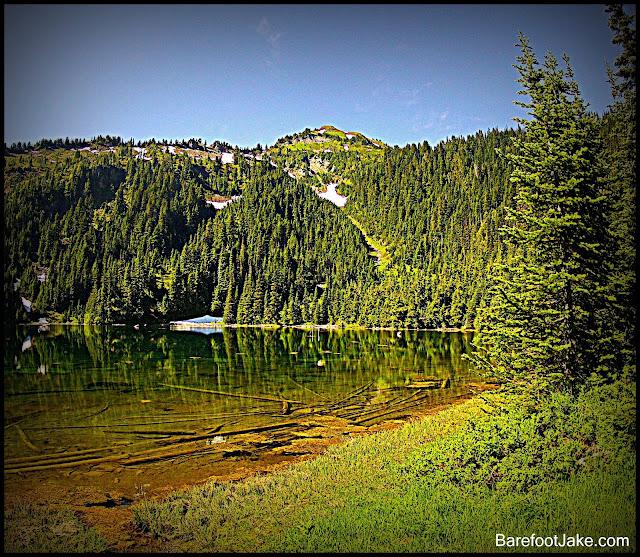 boulder lake olympic