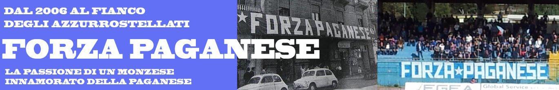 FORZA PAGANESE. <br>Il sito della Paganese che dal 2006 è al fianco degli azzurrostellati.