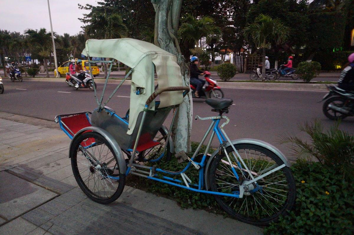Рикша_Вьетнам