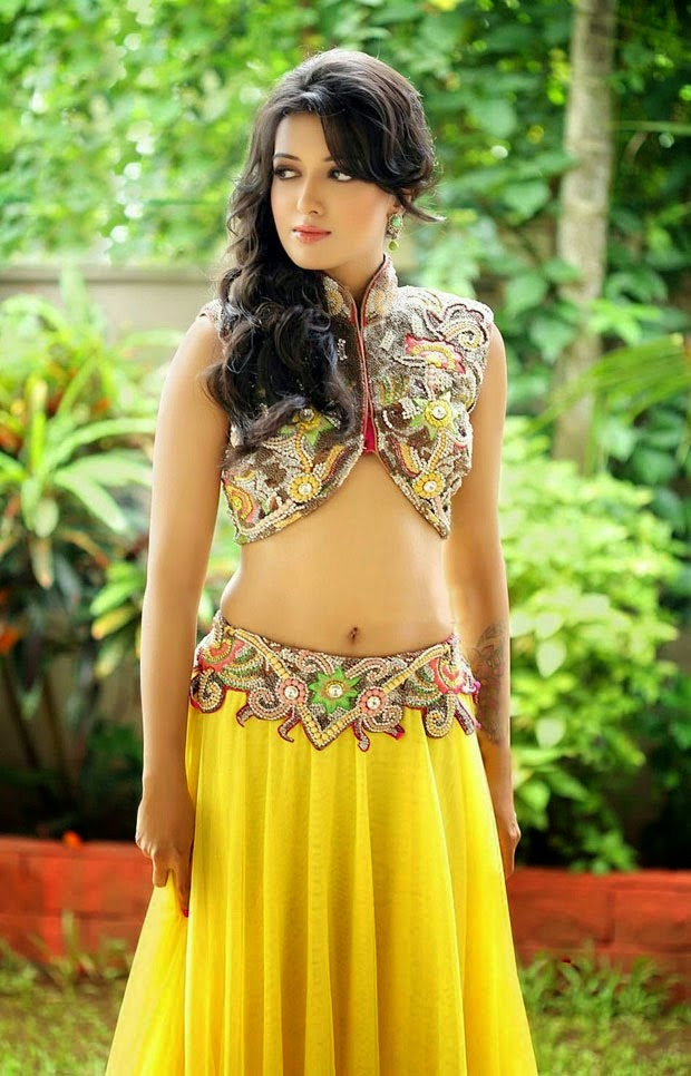 catherine tresa hot navel hd pics