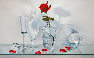 cuadros-de-bodegon-con-flores-rojas
