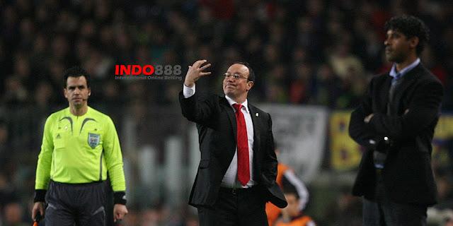 Catatan Benitez berhadapan dengan Barcelona - Indo888News