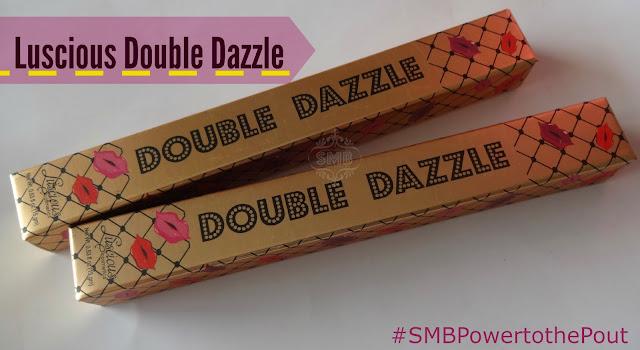 luscious cosmetics #SMBpowertothepout #SMBlovesLusciouscosmetics