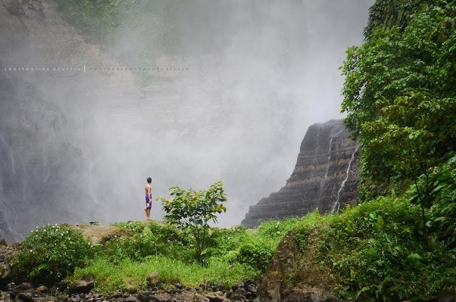 Seven falls, Lake Sebu, Philippines
