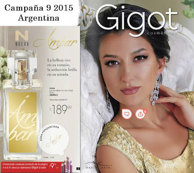 Catalogo Digital Gigot Argentina C-9 2015