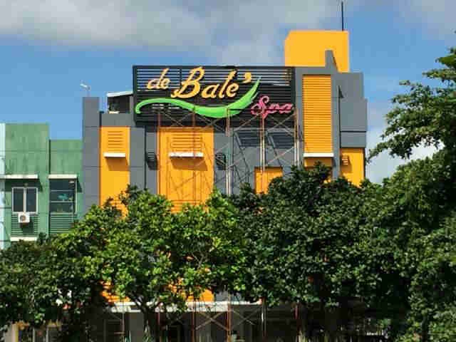 Also Called BonBin De Bale Is A Massage Parlour Located Next To ITC BSD City And Opposite Teras Kota It Opened Early 2015 Along With Several Other