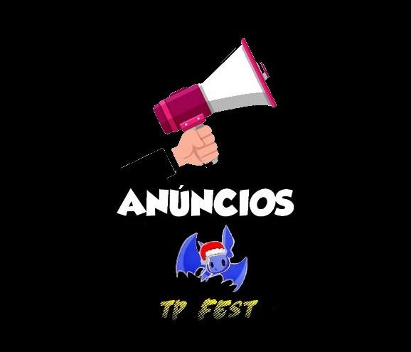 ANÚNCIOS TP FEST