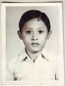 De'Profesor when was a kid.....Innovator and Pioneer from Surabaya
