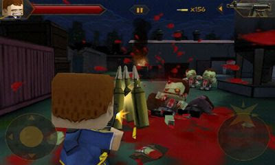 ScreenShot: Call of Mini™ Zombies Apk