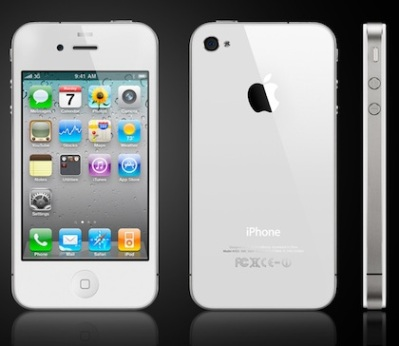 White iPhone 4 will be