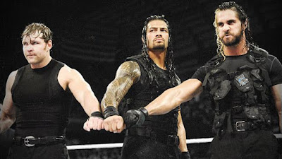 The Shield WWE Factions