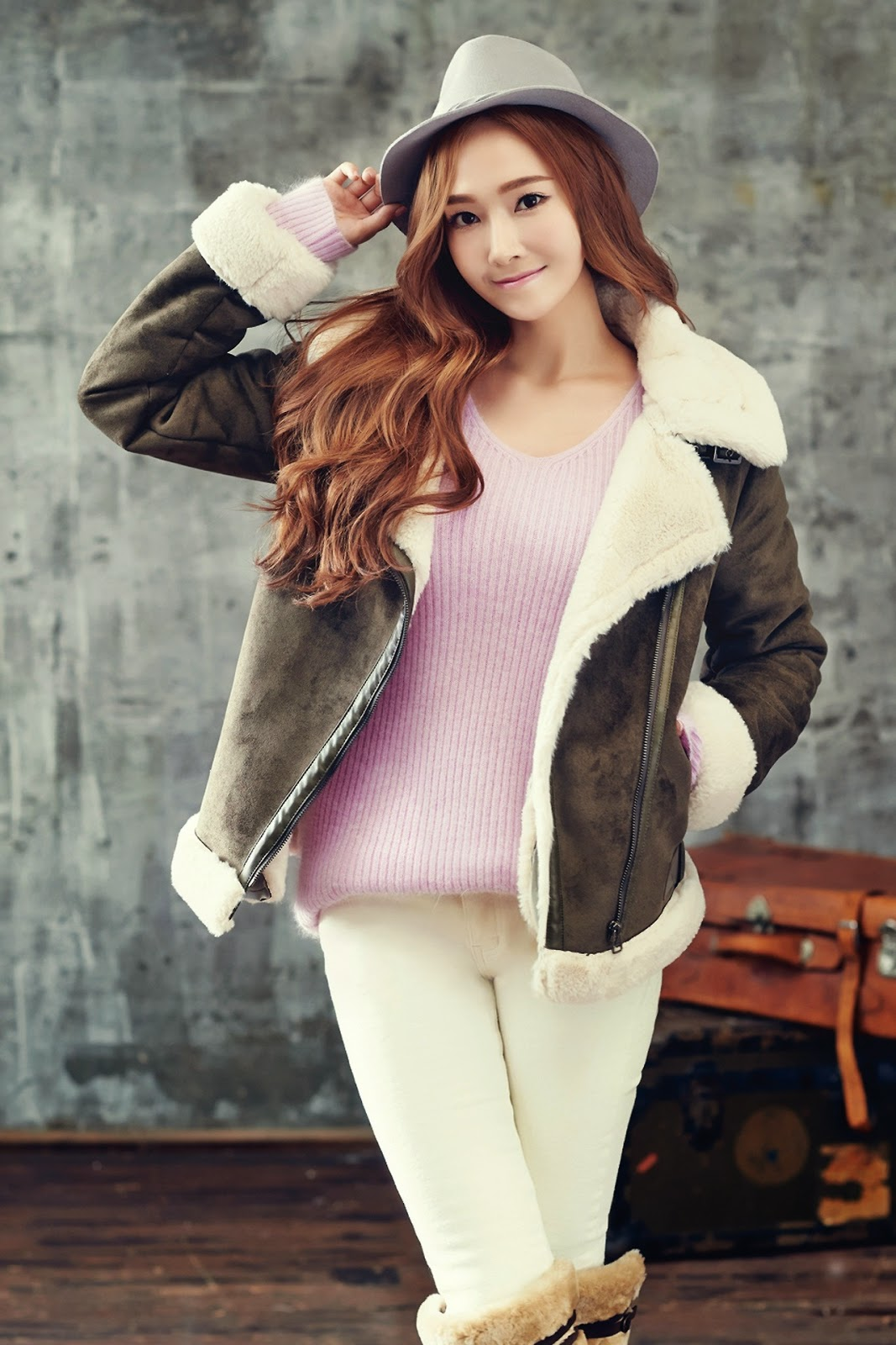 Jessica Jung Soup Fall Winter 2014